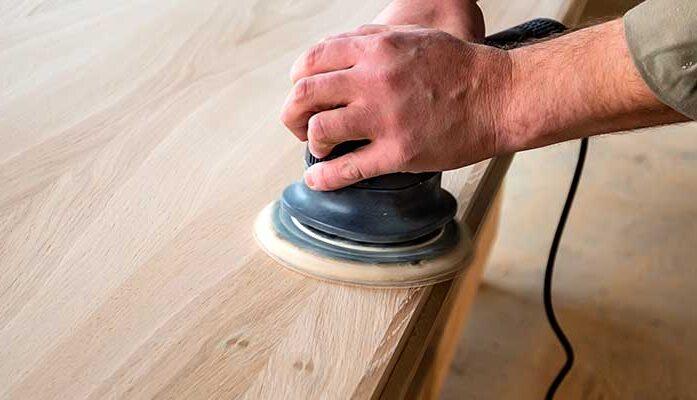 Broušení dřeva